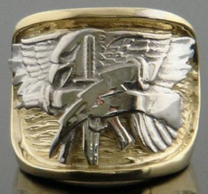 Picture of US Air Force ROTC Ring