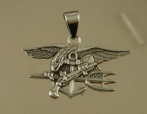 Picture of US Navy UDT SEAL Pendent 33 mm