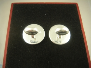 Picture of US Navy Submarine Dolphin Cuff links