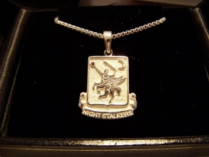 Picture of US Army Night Stalkers Military Pendant