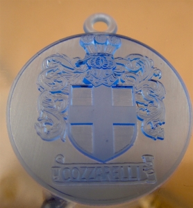 Picture of Coat Of Arms Family Crest Rings Pendants