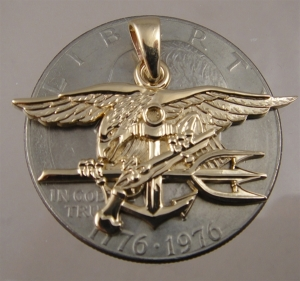Picture of US Navy UDT SEAL Pendents 43 mm