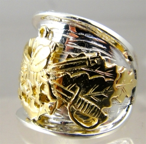 Picture of US Navy Sea Bee Rings