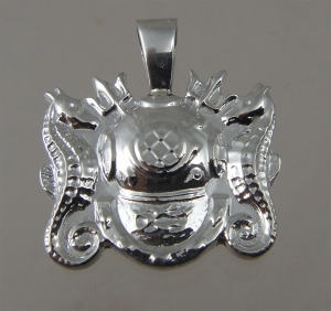 Picture of US Navy Master Diver Pendant