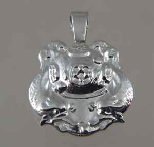 Picture of  US Navy First Class Diver Pendant