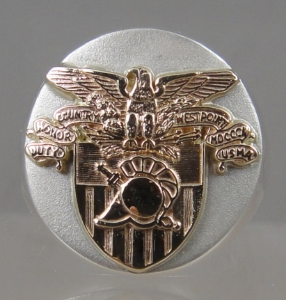 Picture of US Army West Point Officer Military Ring