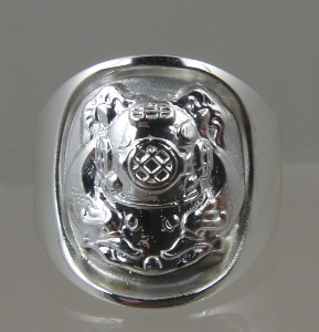 Picture of  US Navy First Class Diver Ring