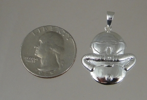 Picture of  US Marine Corps USMC Licensed Combat Diver pendant