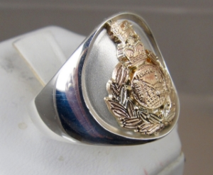 Picture of Royal Marines Commando Ring