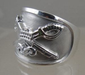 Picture of US Navy Special Warfare Combatant Craft SWCC Basic Ring