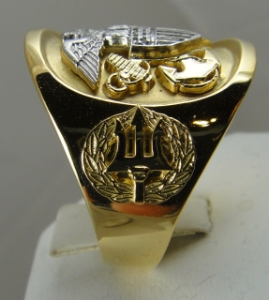 Picture of US Navy Officer Ring