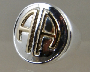Picture of US Army 82nd Airborne Military Ring