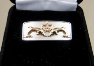 Picture of Royal Australian Navy Submarine Dolphin Ring