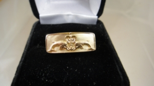 Picture of  Royal Navy Submarine Dolphin Ring