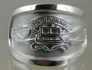 Picture of US Navy Enlisted Expeditionary Warfare Specialist Ring