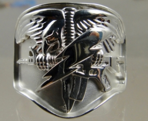 Picture of Police S.W.A.T. Rings Pendants