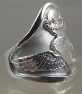 Picture of US Marine Corps USMC Force Recon Ring Traditional