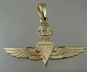 Picture of US Marine Corps USMC Licensed Force Recon Pendant Traditional