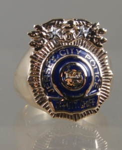 Picture of Police Rings