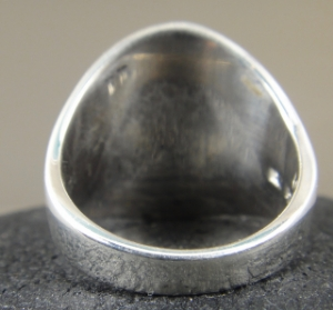 Picture of US Coast Guard Special Agent ring