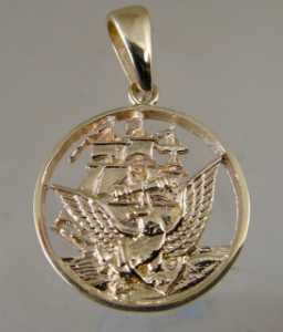 Picture of US Navy Seal Military Official Pendant