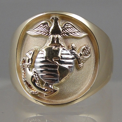 Picture for category US Marine Corps Officially licensed Veteran Warfare rings and pendants