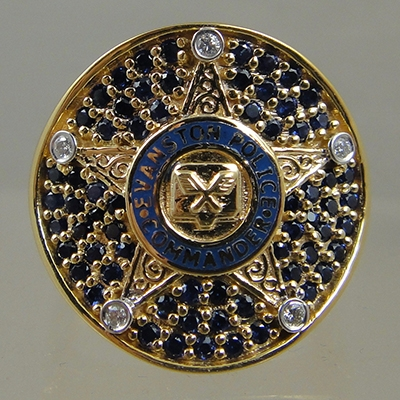 Picture for category Police Rings and Pendants