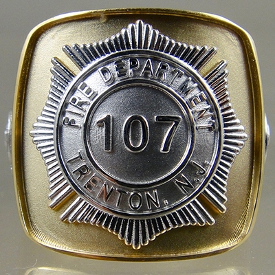 Picture for category Firefighter Rings and Pendants